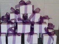 Favors and Hospitality Bags